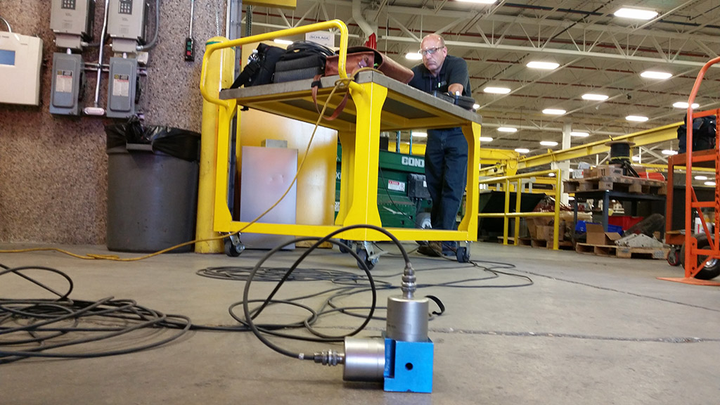 Machinery Vibration Analysis & Measurement | UNISORB®